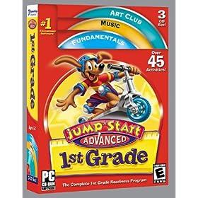 JumpStart Advanced 1st Grade
