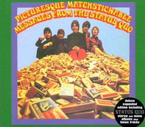 Status Quo - Picturesque matchstickable mes - Zortam Music