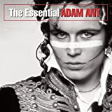 album art to The Essential Adam Ant