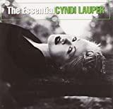 album art to The Essential Cyndi Lauper