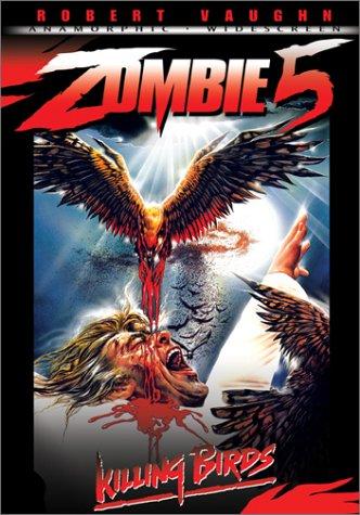 Killing birds - uccelli assassini / Зомби 5: Птицы-убийцы (1987)