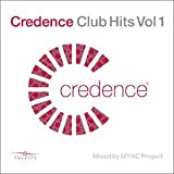 Capa do álbum Credence Club Hits