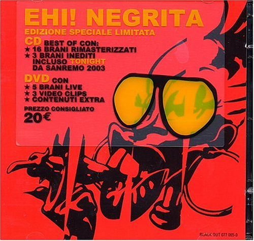 Negrita - Eh! Negrita Best Of (Sanremo 2003) Disc 1 - Zortam Music