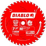Diablo D0740A 7-1/4x 40-Tooth ATB Finishing Blade (10-Pack)