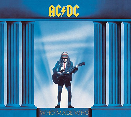 AC/DC - Who Made Who (Film Soundtrack - Zortam Music