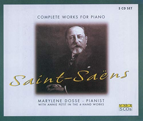 Complete Works for Piano (piano: Marylène Dosse)