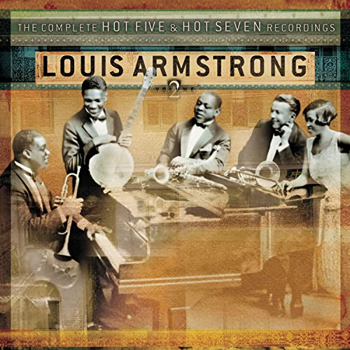 Louis Armstrong - Complete Hot Five And Hot Seven Recordings (Disc 1) - Zortam Music
