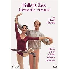 Ballet Class: Intermediate & Advanced