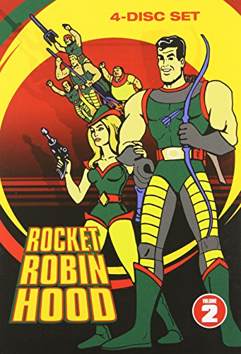 Rocket Robin Hood 2 (4pc)