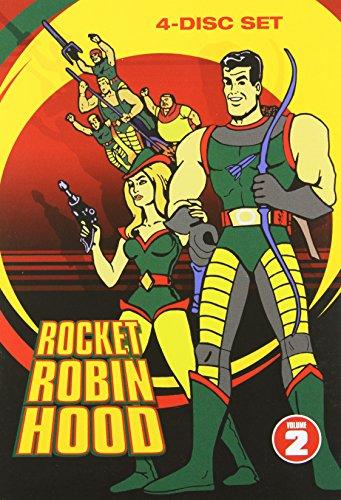 Rocket Robin Hood 2 (4pc)