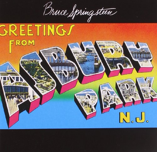 Bruce Springsteen - Greetings From Asbury Park - Zortam Music