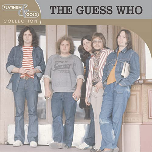 The Guess Who - The Platinum & Gold Collection - Zortam Music