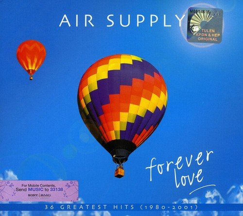 Air Supply - Forever Love - Zortam Music