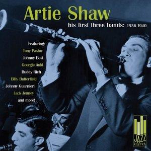Artie Shaw - His First Three Bands: 1936-1940 - Zortam Music