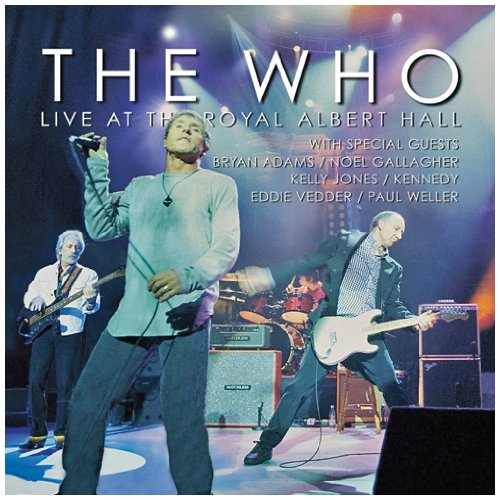 The Who - Live At The Royal Albert Hall CD-3 - Zortam Music