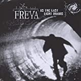 album art to As The Last Light Drains