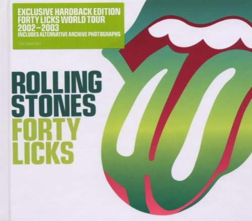 Rolling Stones - 40 Licks (CD1) - Zortam Music