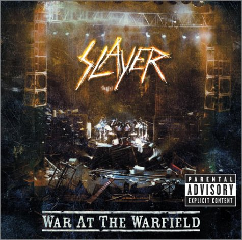 War at the Warfield (live 2003)