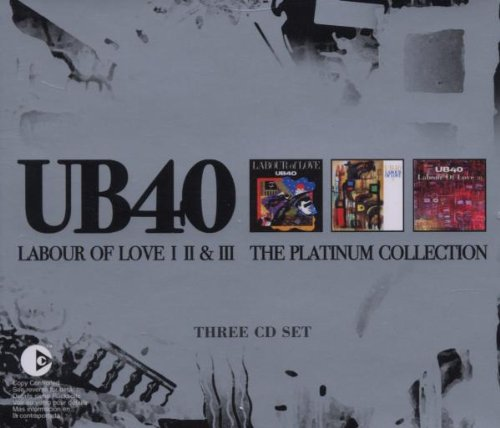 Ub40 - Labour Of Love I/II/IIi Plati - Zortam Music