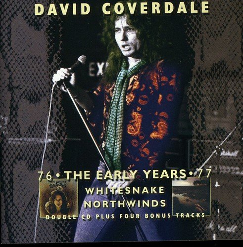 David Coverdale - Whitesnake - Northwinds - Zortam Music