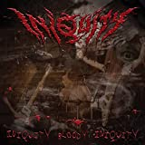 album art to Iniquity Bloody Iniquity