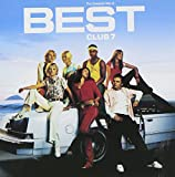 album art to Best the Greatest Hits of S Club 7