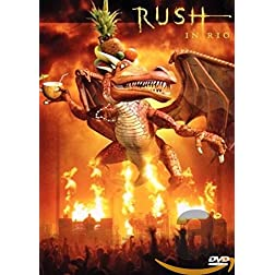 Rush in Rio [Region 2]