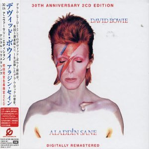 David Bowie - Aladdin Sane [30th Anniversary Edition] - Zortam Music