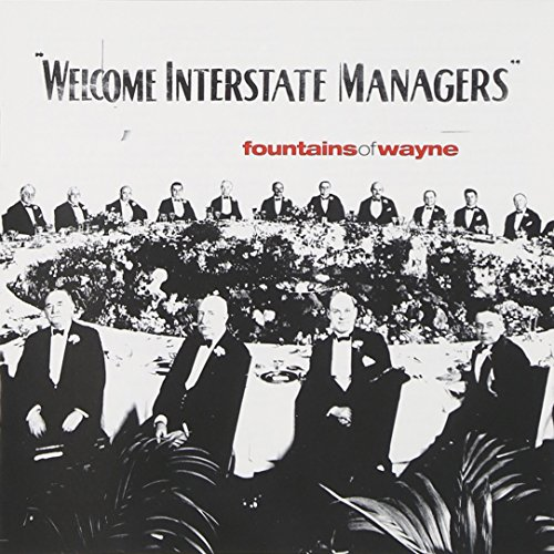 Fountains of Wayne - Welcome Interstate Managers [UK-Import] - Zortam Music