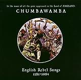 album art to English Rebel Songs 1381-1914