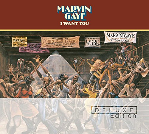 Marvin Gaye - I Want You [Deluxe Edition]/Deluxe Edition - Zortam Music