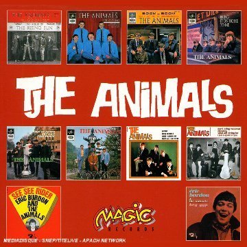 The Animals - The EP Collection - Zortam Music