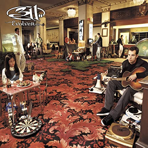 311 - Evolver - Zortam Music