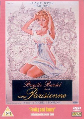 Parisienne, Une / Парижанка (1957)