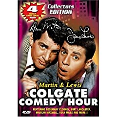 The Colgate Comedy Hour Dvds