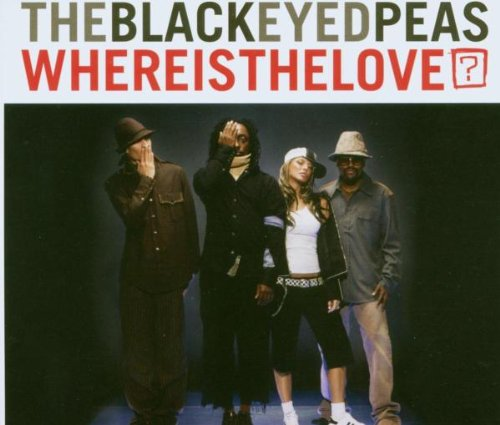 Black Eyed Peas - Wheres is the Love - Zortam Music
