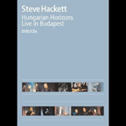 Steve Hackett: Hungarian Horizons