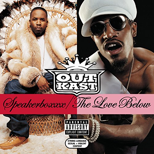 Outkast - The Love Below (Disc 2) - Zortam Music
