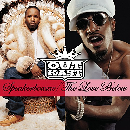 Outkast - Speakerboxxx / The Love Below (disc 1) - Zortam Music