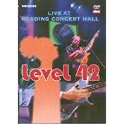 Level 42: Live 2001 at Reading UK