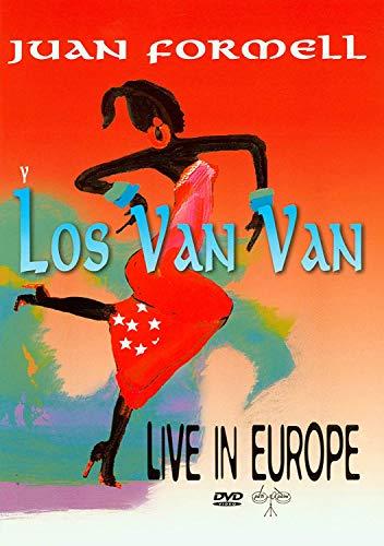 Juan Formell Y Los Van Van - Live In Europe