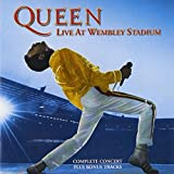 album art to Live at Wembley Stadium (disc 1)