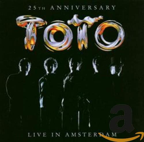 25th Anniversary: Live in Amsterdam