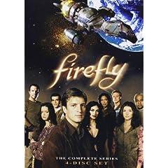 Firefly Dvds