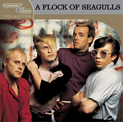 A Flock of Seagulls - Platinum & Gold Collection - Zortam Music