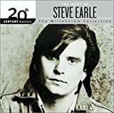 album art to 20th Century Masters: The Millennium Collection: The Best of Steve Earle