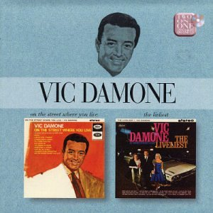 Vic Damone - On the Street Where You Live/The Liveliest - Zortam Music
