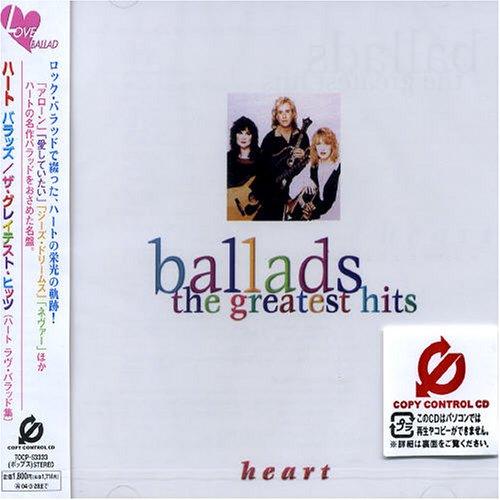 Heart - Ballads: The Greatest Hits - Zortam Music