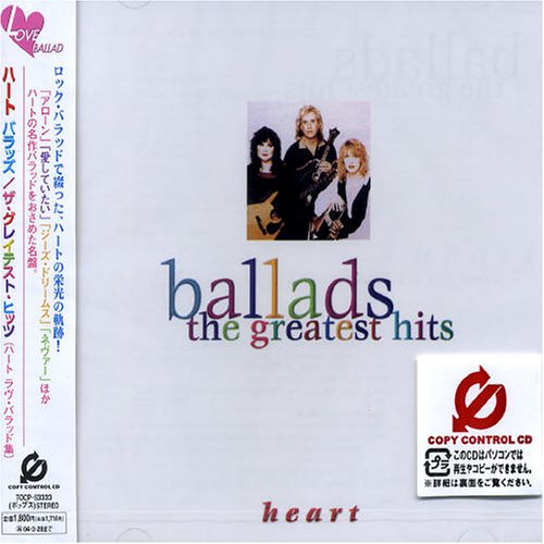 Heart - Ballads: Greatest Hits - Zortam Music