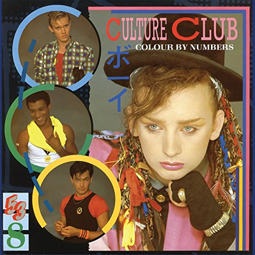 Culture Club - Colour by Numbers - Zortam Music